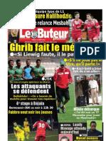LE BUTEUR PDF du 14/08/2012