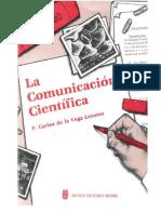 Comunicación científica