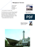 About mosques in Tel Aviv