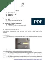 Instrumentos Medida Directa - MMM