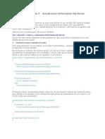 C# – ADO_NET – Parte 3 – Actualización Información Sql Server