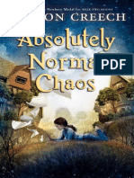 Absolutely Normal Chaos by Sharon Creech