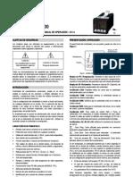 Manual Novus 1100