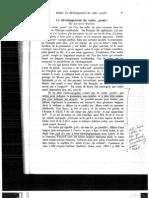 """Le Développement du verbe """"avoir"""" - Antoine Meillet"""