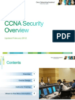CCNA Security Overview 22Feb12