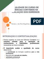 Apresentação UFV - Renata Reis