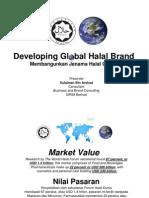 Developing Global Halal Brand