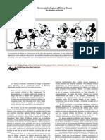Homenaje biológico a Mickey Mouse