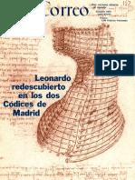 Leonardo Da Vinci_Los Codices de Madrid