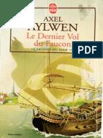 Axel Aylwen - Le Faucon Du Siam - 3- Le Dernier Vol Du Faucon