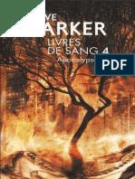 Baker C - Livre de Sang -4- Apocalypses