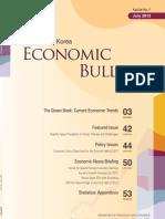Economic Bulletin (Vol. 34 No. 7)
