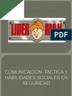 Comunicacion Tactica en Seguridad