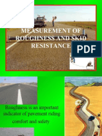 5-Measurements of Roughness and Skid Resistance
