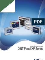XGT XP Panel E 110701 English