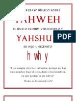 Yahweh Yahshua