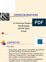 Aula Hemocromatose