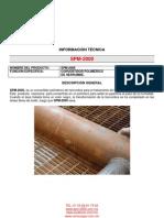 SPM-2000 Boletín Tecnico