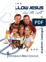 SBC Catalogue 2012-13