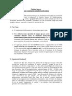 Petitorio Interno CCP Osorno 2011