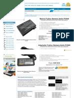 Www.bateriabaratos.com Fujitsu Siemens Amilo Pi3540 bateria