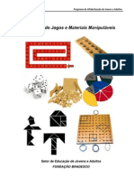 Coletânea de Jogos e Materiais Manipuláveis
