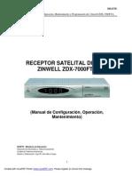 Manual Del Receptor Zinwell V