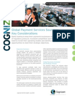 Global Payment Services Sourcing
