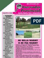 Observador Provincial - Julio 2012