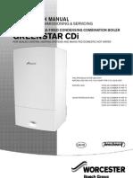 Greenstar Cdi Installation Manual