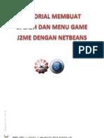 Memabuat Splash Dan Menu  Game J2ME Netbeans