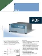 10 D CTA Sinux Inverters