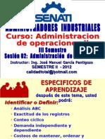 2012 - i Ao II Sesion 02 - Administracion de Inventarios 144