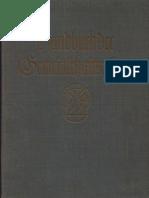 Dohlhoff, Gunther Und Schneefuss, Walter - Handbuch Der Gemeinschaftspflege (1939, 185 S., Scan, Fraktur)