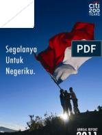 Annual Report 2011 Citi Bank