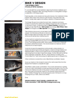 Bike v Design Press Release