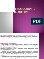 2.Introduction to Accounting