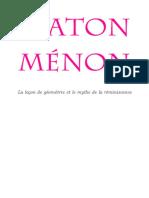 Menon Platon