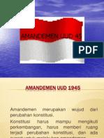 Amandemen Uud 1945
