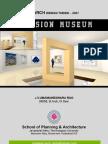 Illusion Museum - B.arch Design Thesis Report - Architecture