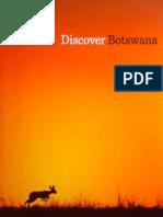 Discover Botswana Book