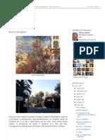 Adriano Maini_ Monet a Bordighera