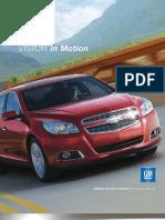 2011 GM Annual Report