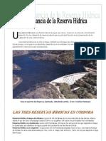 Relatos Reserva Dique La Quebrada