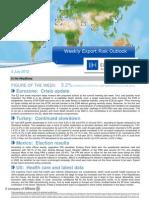 Weekly Export Risk Outlook No26 04072012