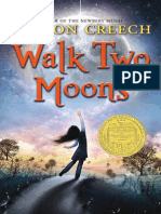Walk Two Moons by Sharon Creech