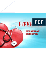 Project Report on Heartbeat Detector