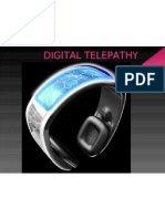 Project on Digital Telepathy