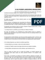 A _Organização do Poder Judiciário Brasileiro