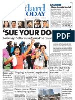 Manila Standard Today -- August 15, 2012 issue